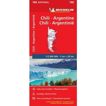 Chile Argentina - udkommer januar 2020