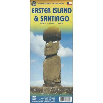 Easter Island & Santiago