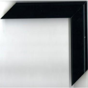 Aquarelle træliste, nr. 40704, 32 mm, sort