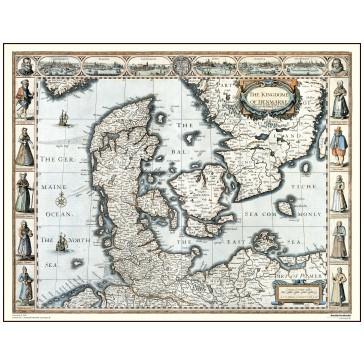 Danmark,  år 1626