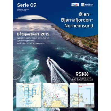 Ølen-Bjørnafjorden-Norheimsund