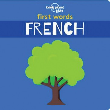 First Words Board Book - French