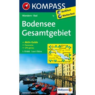 Bodensee Gesamtgebiet