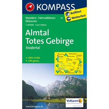 Almtal, Totes Gebirge, Stodertal