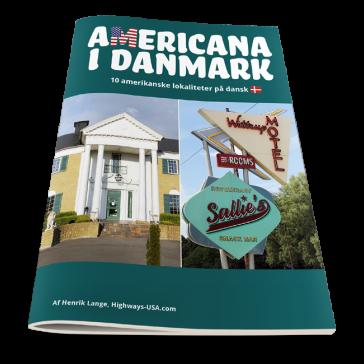 Americana i Danmark - 10 amerikanske lokaliteter på dansk