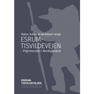 Vandrekort over Esrum Tisvildevejen