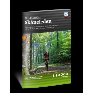 Outdooratlas Skåneleden
