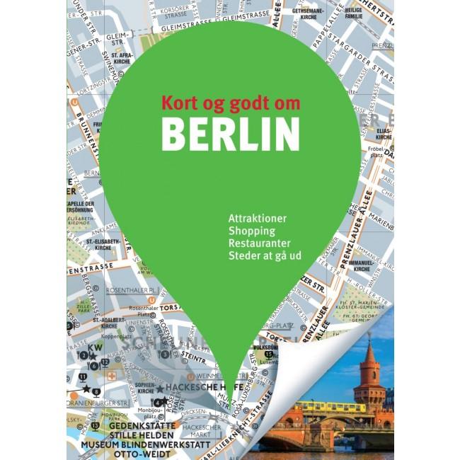 Berlin Tyskland Guider Politiken Nordisk Korthandel