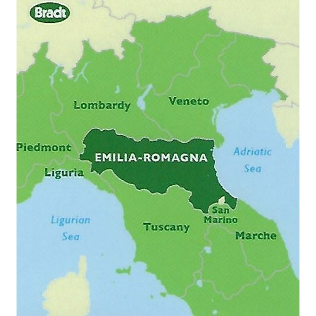 Northern Italy Emilia Romagna Incl Bologna Northern Italy