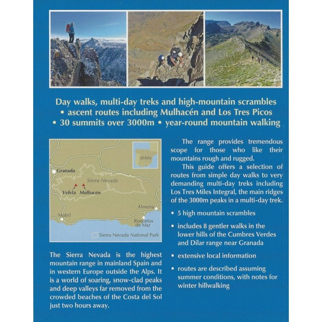Walking And Trekking The Sierra Nevada 38 Walks Spanien