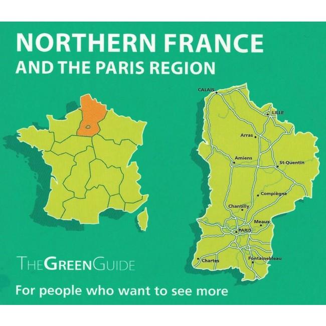 Northern France And The Paris Region Frankrig Guider