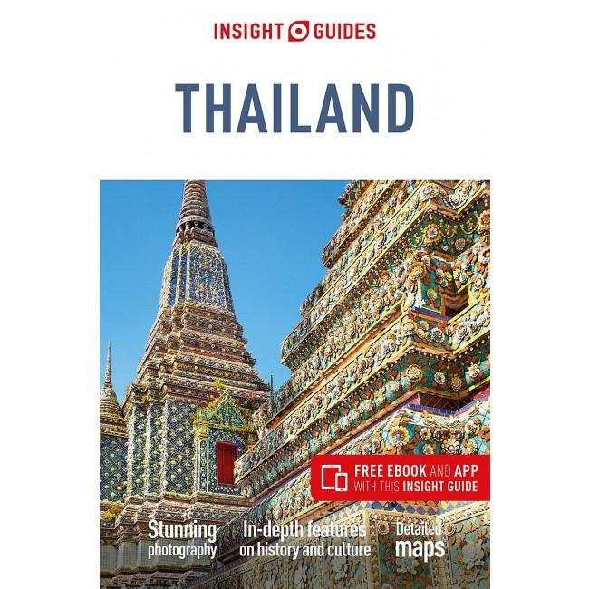 Thailand Thailand Guider Apa Publications Lt Nordisk