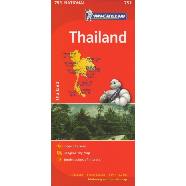 thailand verdensdel