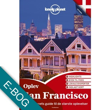 Oplev San Francisco (Lonely Planet)