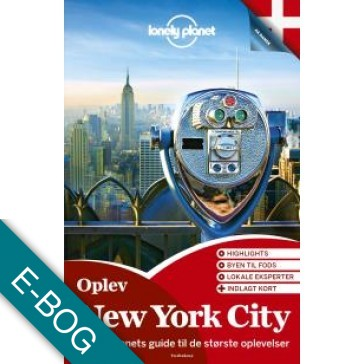 Oplev New York City (Lonely Planet)