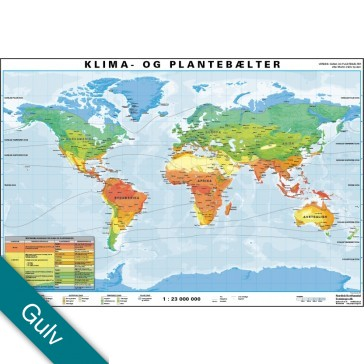 Klima- & Plantebælter Gulvlaminering