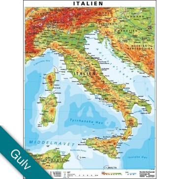 Italien  Gulvlaminering