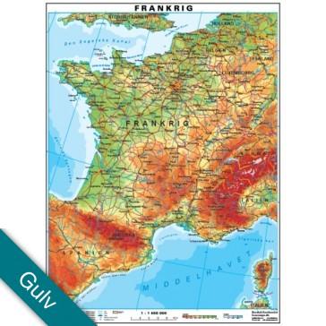 Frankrig  Gulvlaminering