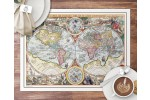 Verden år 1594 Dækkeserviet
