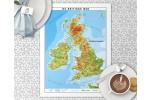 De Britiske Øer Dækkeserviet