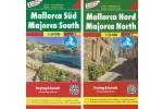 Mallorca north/south - 2 kort