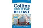 Collins Pocket Map Belfast