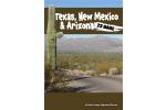 Texas, New Mexico og Arizona