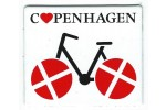 Cykel - Danmark/Copenhagen - magnet