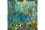 Hans Scherfig Puslespil - Elefanter i Skovsø (500 brikker)