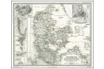 Danmark med kolonier- år 1880