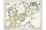 Danmark - år 1660