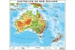 Australien, fysisk