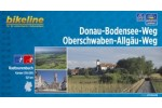 Donau Bodensee Radweg Oberschwaben Allgäu Weg