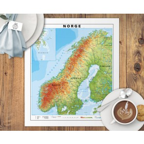 Norge Dækkeserviet