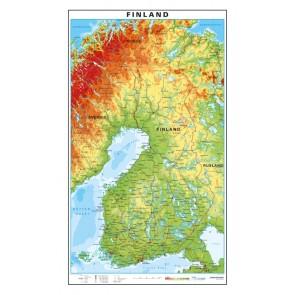 Finland - skriveunderlag