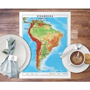 Sydamerika Dækkeserviet