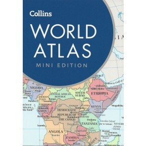 Collins World Atlas Mini Edition