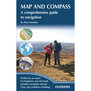 Map and Compass - A comprehensive guide to navigation