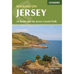 Walking on Jersey - 24 Routes and the Jersey Coastal Walk
