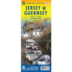 Jersey & Guernsey (Alderney, Sark)