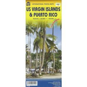 US Virgin Islands & Puerto Rico