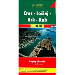 Cres-Losinj-Krk-Rab
