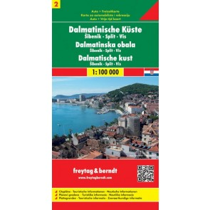 Dalmatian Coast 2 - Sibenik/Split/Vis
