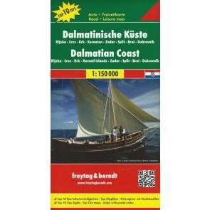 Dalmatian Coast - Rijeka - Cres - Krk - Kornaten - Zadar