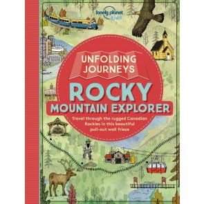 Unfolding Journeys -  Rocky Moutain Explorer