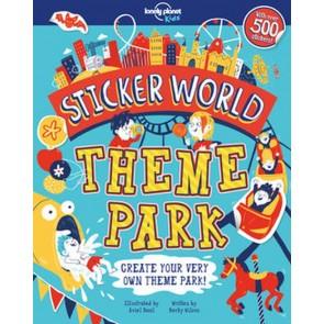 Sticker World Theme Park