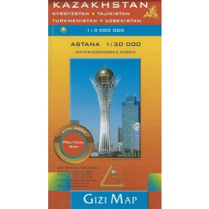Kazakhstan Political