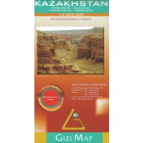 Kazakhstan Geographical