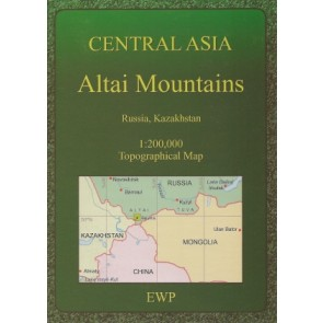 Altai Mountains (Central Asia)