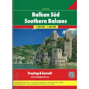 Southern Balcans Superatlas